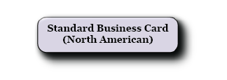 Standard (North American) Business Card